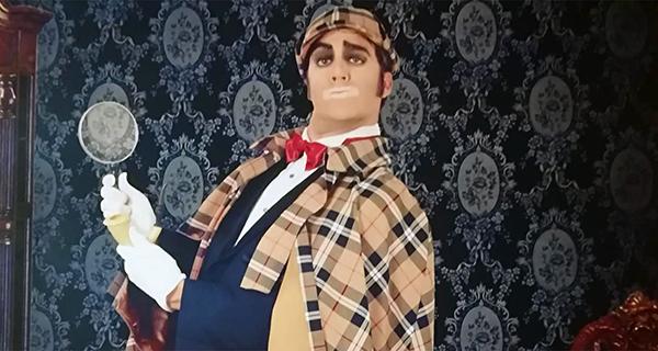 """Photo of """"Sherlock Holmes"""" chega esta fin de semana á Rúa"""