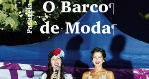 A Pasarela O Barco de Moda, nun suplemento do número de outubro de O Sil