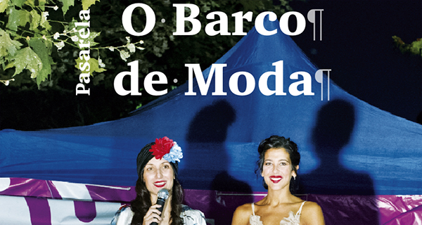 Photo of A Pasarela O Barco de Moda, nun suplemento do número de outubro de O Sil