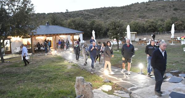 Photo of A Granxa Escola A Capilla abre as súas portas en Lentellais (O Bolo)