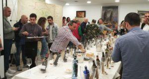 O Túnel do Viño da D.O. Monterrei en Lugo reúne a máis de 70 persoas