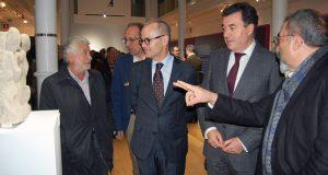 O Museo Arqueolóxico de Ourense lembra a Marcelo Macías, o seu mentor, cunha exposición