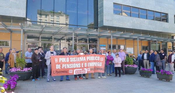 """Photo of Os xubilados valdeorreses volverán a mobilizarse en """"defensa do sistema público de pensións"""""""