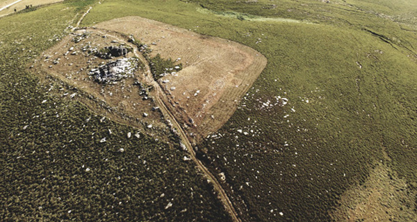 Photo of A IX Andaina de Manzaneda pasará polo campamento romano de Penedo dos Lobos