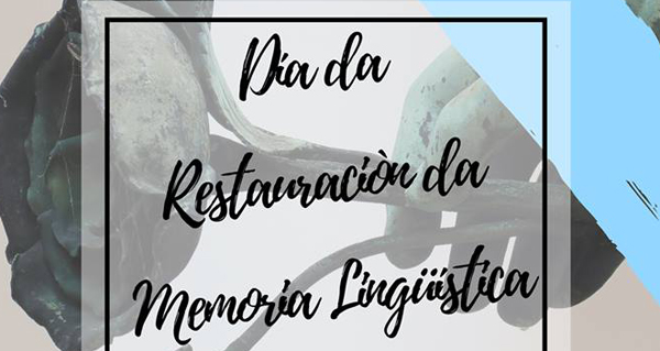 Photo of Trives conmemorará o 27 de outubro Día da Restauración da Memoria Lingüística de Galicia