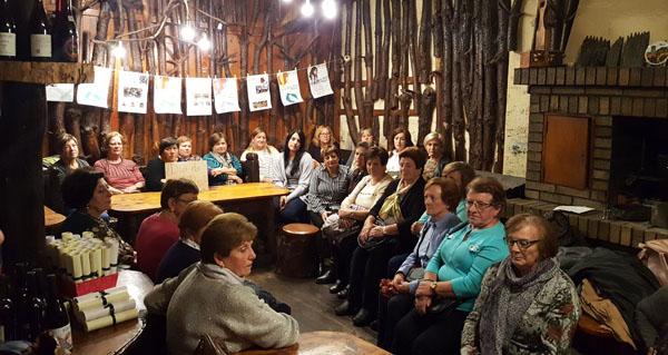"""Photo of Trives conmemora o """"Día da Muller Rural"""" en Cova"""
