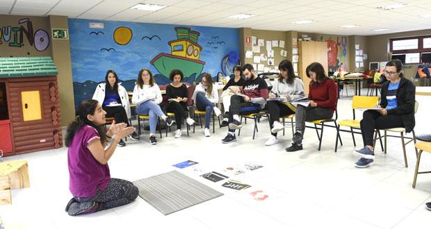 Photo of Aprendendo a metodoloxía Montessori, outra forma de educar