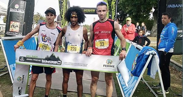 Photo of Alto nivel no Campionato de España de Carreiras por Montaña Canón do Sil