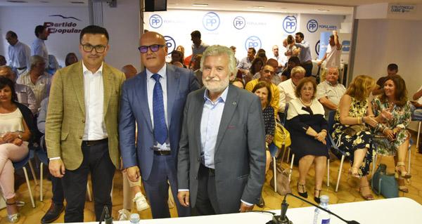 Photo of Xunta directiva do PP de Ourense