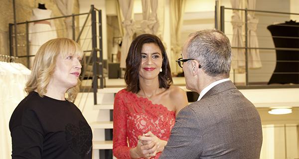 Photo of A deseñadora Silvia Fernández abre as portas do seu Atelier na cidade das Burgas