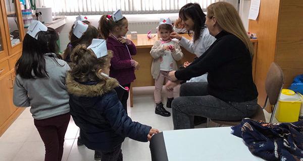 """Photo of Vacinación contra o """"violentovirus"""" no CEIP do Bolo"""