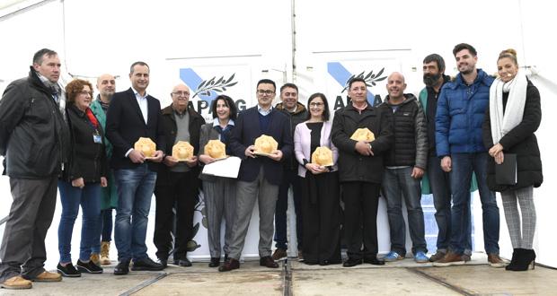 Photo of A Asociación de Produtores de Aceite e Aceituna de Galicia recoñece o apoio de persoas e institucións ao sector