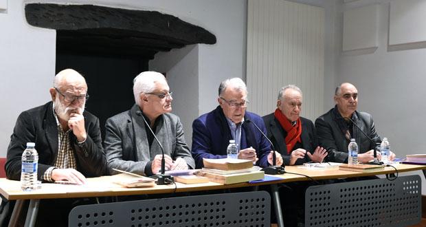 Photo of O papel literario e político de Delgado Gurriarán, no ciclo sobre o poeta valdeorrés