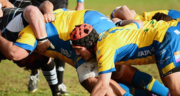 Photo of O Campus U. Ourense Rugby cae ante o CRAT da Coruña, mermado polas baixas