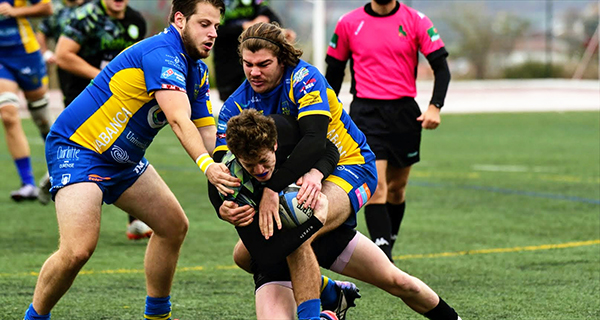 Photo of Dura fin de semana para o Campus Universitario Ourense Rugby