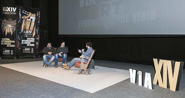 Photo of O Festival de Curtas de Verín organiza media ducia de actividades paralelas para todos os públicos