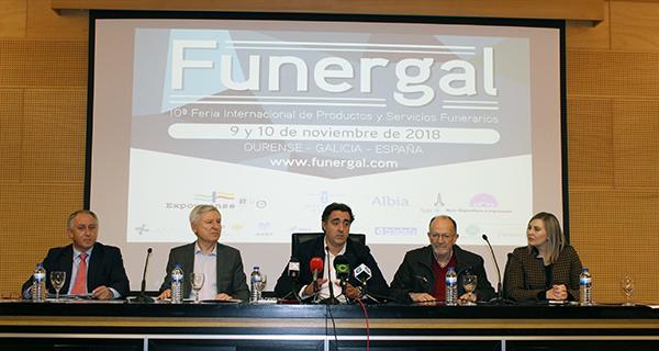 Photo of A 10ª edición de Funergal contará con 111 expositores de 14 países, en Expourense