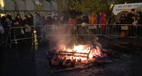 Photo of Ourense honra ao seu patrón, San Martiño, con cultos e magosto popular