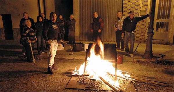 Photo of Xuntanza popular en Vilanova (O Barco) para celebrar o magosto