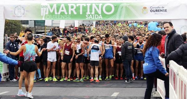 Photo of Máis de 10.000 corredores invadirán este domingo o centro de Ourense