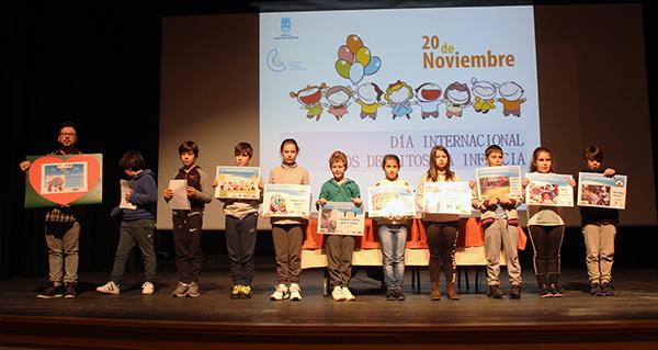 Photo of Os nenos, protagonistas do Día Internacional dos Dereitos da Infancia no Barco