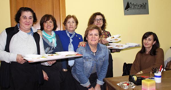 Photo of As amas de casa do Barco reúnense para celebrar o seu propio magosto