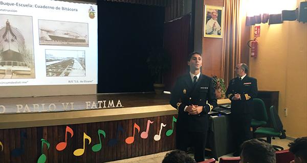 Photo of A Semana Cultural do colexio San Pablo VI-Fátima da Rúa estará adicada ao V centenario da primeira volta ao mundo