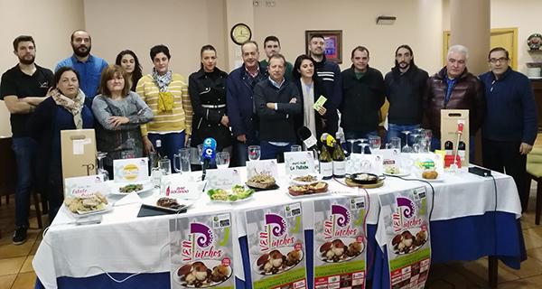 Photo of 14 locais de hostalaría participan hoxe na cuarta edición da Ruta das Tapas no Carballiño