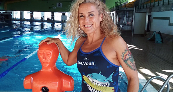 Photo of A socorrista ourensá Cristina G. Colomo participará no campionato do mundo en Adelaida (Australia)
