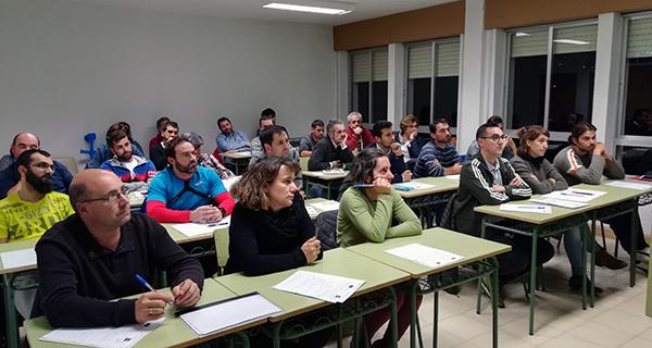 Photo of Comeza na Rúa o curso sobre técnicas de viticultura da UNED