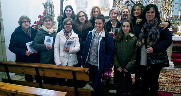 Photo of O coro Voces de San Martiño (Manzaneda) crea un himno adicado ao patrón da parroquia