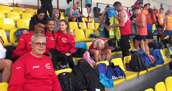 Photo of O Club Adas do Barco, entre os participantes na San Martiño de Ourense