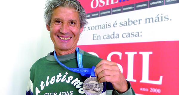 Photo of O valdeorrés Luis Nogueira, entre os galardoados nas Distincións ao Mérito Deportivo de Galicia 2018