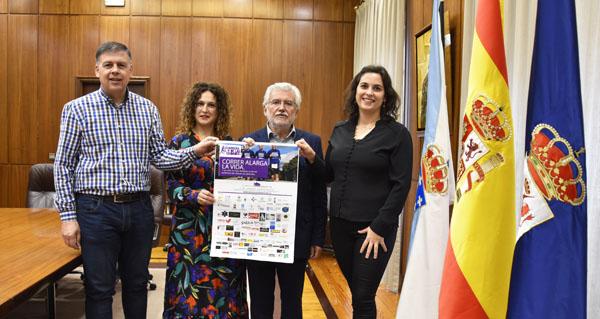 Photo of Solidariedade e deporte en Vilamartín para loitar contra o cancro de páncreas