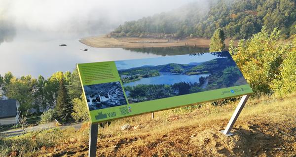 Photo of Viana do Bolo finaliza a sinalización turística intelixente do casco antigo da vila