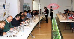 Os viños triveses Xiana e Corga 2014, entre os premiados na V Cata Concurso Patrimonio Ribeira Sacra