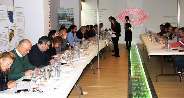 Photo of Os viños triveses Xiana e Corga 2014, entre os premiados na V Cata Concurso Patrimonio Ribeira Sacra