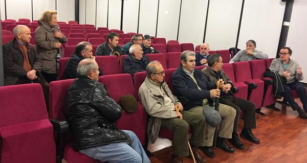 Photo of O Colectivo de Pensionistas de Valdeorras dará charlas informativas sobre o sistema de pensións