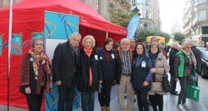 A Asociación Auria celebra en Ourense o Día Mundial da Diabete