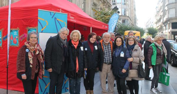Photo of A Asociación Auria celebra en Ourense o Día Mundial da Diabete