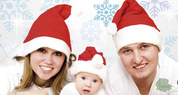 """Photo of O Barco CCA e AEVA convocan á cidadanía para unha """"foto de familia"""" que se usará no cartel de Nadal"""