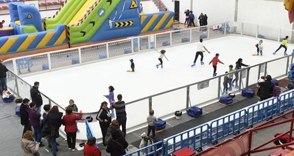 Photo of A pista de patinaxe abrirá as portas en Viana do Bolo do 4 ao 9 de decembro