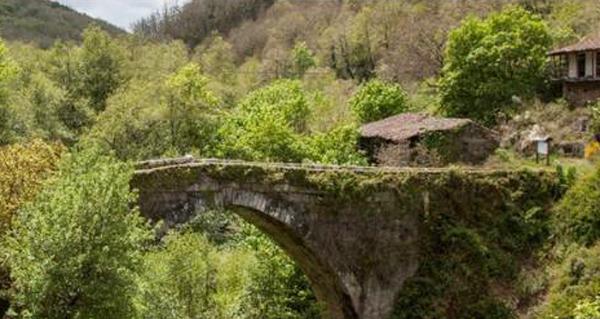 Photo of Polos Sequeiros triveses e a ponte Navea, na camiñada cultural do 17 de novembro
