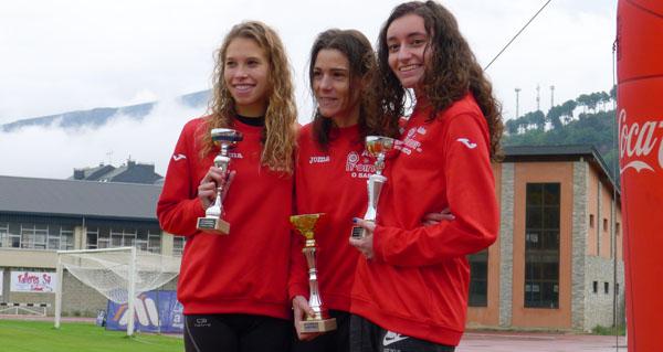 Photo of A entrega de trofeos da XI Carreira dos Santiños en fotos