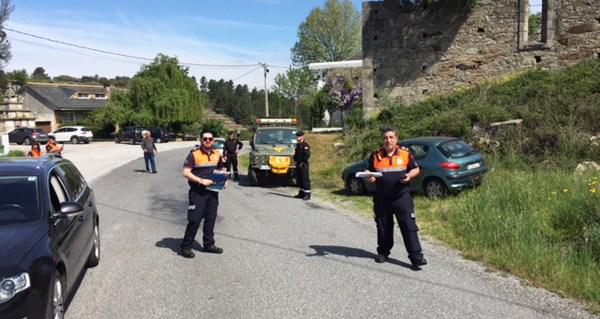 Photo of Protección Civil do Bolo e de Chandrexa, entre as agrupacións ourensás que recibirán material da Xunta