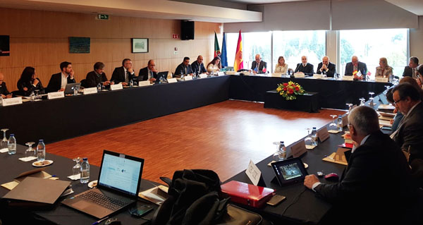 Photo of A RIET pide ao Cumio Ibérico a creación dun grupo de traballo para o impulso do Corredor Atlántico