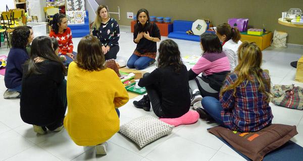 """Photo of De Nai a Nai achega formación sobre """"un xeito diferente de aprender e de educar"""", no Barco"""