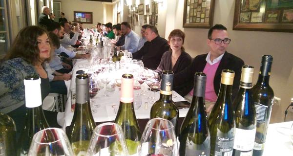 Photo of Os viños da D.O. Valdeorras miran cara Andalucía
