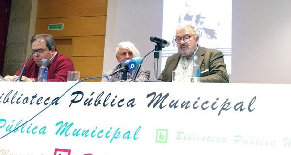 """Photo of Presentación do ensaio """"Ager Tributarius""""  en Verín"""
