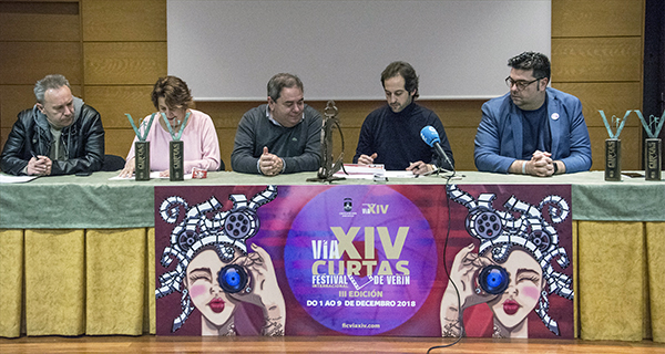 Photo of 68 obras de 26 países participarán no III Festival Internacional de Curtas de Verín